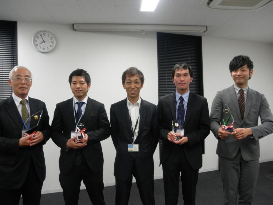 2017年度表彰者